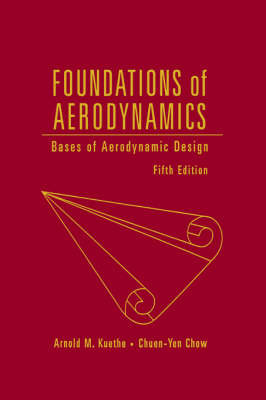 Foundations of Aerodynamics by Arnold M. Kuethe image