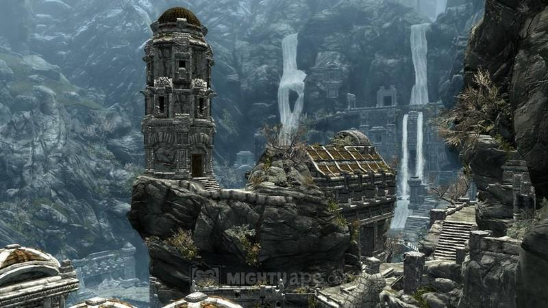 Skyrim Xbox 360 screenshots, Screenshot 3 of 12
