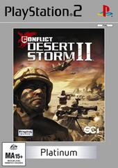 Conflict Desert Storm 2 (Platinum) for PlayStation 2