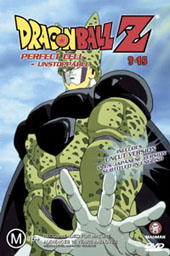 Dragon Ball Z 3.15 - Perfect Cell - Unstoppable on DVD