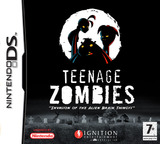Teenage Zombies: Invasion of the Alien Brain Thingys! for Nintendo DS