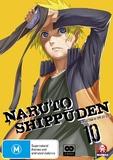 Naruto Shippuden - Collection 10 (Episodes 113-126) DVD