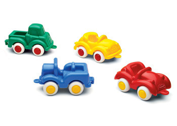 Viking Toys: Mini Chubbie Car - (Assorted Designs)