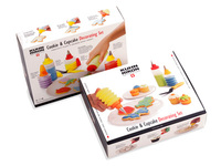Kuhn Rikon Cookie & Cupcake Decoration Set
