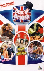 Best Of British - Collection 1 (6 Disc Box Set) on DVD