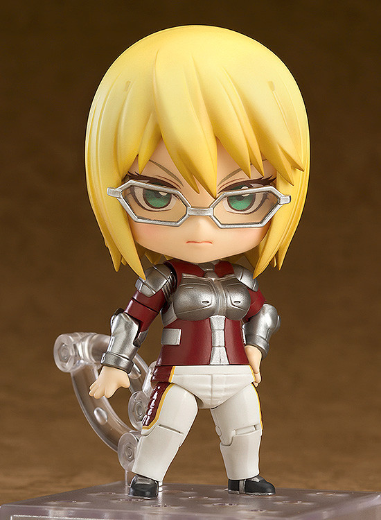 Terraformars: Nendoroid Michelle K. Davis Articulated Figure - Articulated Figure