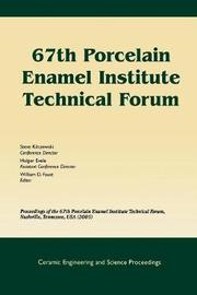 67th Porcelain Enamel Institute Technical Forum image