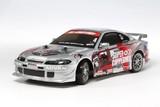 Tamiya 1:10 RC NISMO Coppermix Silvia - TT02D Drift Spec Kitset