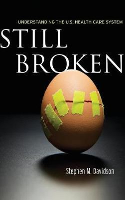 Still Broken by Stephen Davidson
