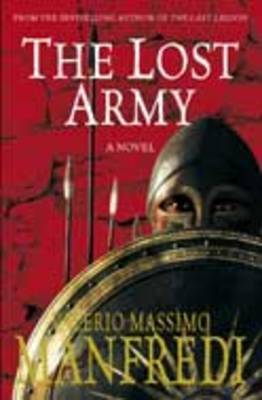 The Lost Army by Valerio Massimo Manfredi image