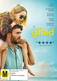 Gifted on DVD