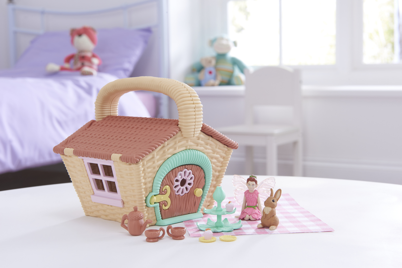 My Fairy Garden: Fairy Picnic Basket - Playset image