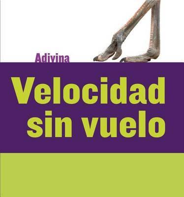 Velocidad Sin Vuelo (Fast and Flightless) by Kelly Calhoun image
