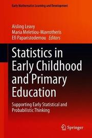 Statistics in Early Childhood and Primary Education image