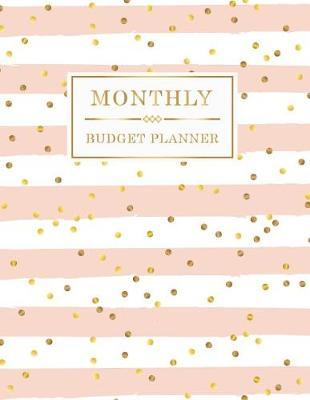 Monthly Budget Planner by Michelia Creations