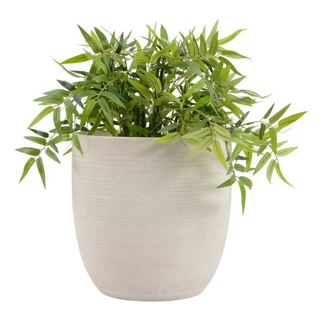 Petra Natural Pot - Large