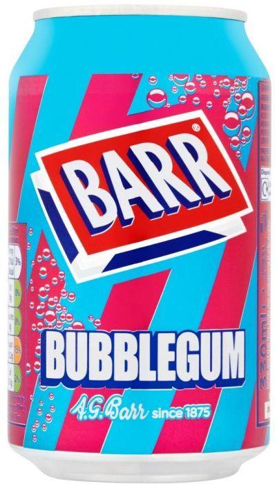 BARR Bubblegum 330ml 24pk image