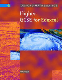 Oxford Mathematics: Higher GCSE for Edexcel by Peter McGuire image