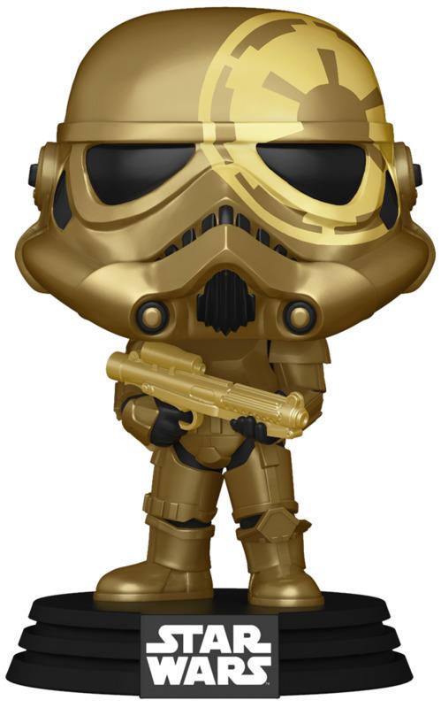 Star Wars: Stormtrooper (Gold Brand) - Pop! Vinyl Figure