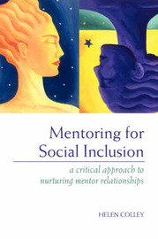 Mentoring for Social Inclusion by Helen Colley image