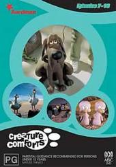 Creature Comforts - Series 1 Vol 2 on DVD