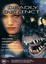 Deadly Instincts on DVD