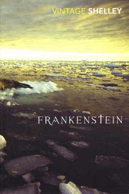 Frankenstein by Mary Shelley image