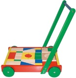 Fun Factory - Wooden Wagon With Blocks