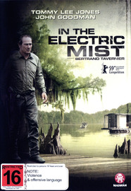 In the Electric Mist on DVD