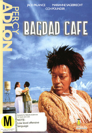 Bagdad Cafe on DVD image