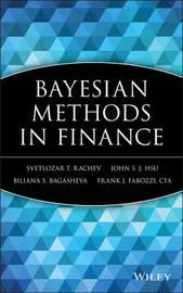 Bayesian Methods in Finance by Svetlozar T Rachev image