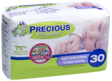 Precious: Eco Nappies - Newborn (30 Pack)