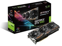 ASUS ROG Strix GeForce GTX 1080 8GB Graphics Card image