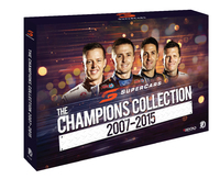 V8 Supercars - The Champions Collection 2007-2015 DVD
