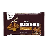 Hershey's Kisses Classic Bag Milk Chocolate W/Caramel (311g)