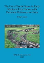 The Use of Social Space in Early Medieval Irish Houses with Particular Reference to Ulster by Iestyn Jones
