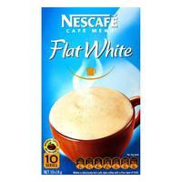 Nescafe Café Menu (Flat White, 10pk)