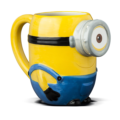 Despicable Me Two Stuart Moulded Coffee Mug