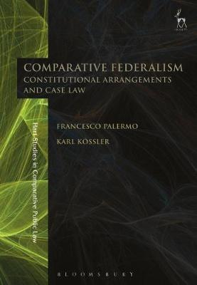 Comparative Federalism by Francesco Palermo image