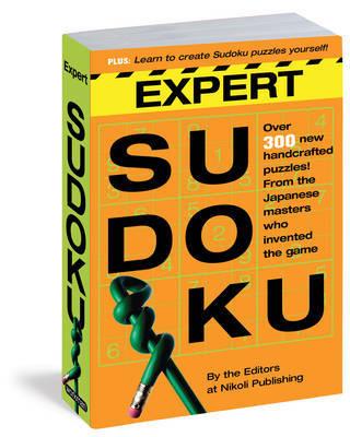 Expert Sudoku image