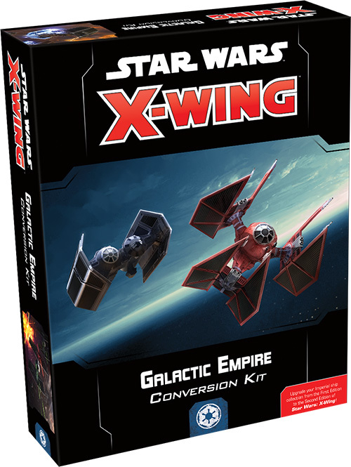 Star Wars X-Wing Galactic Empire Conversion Kit