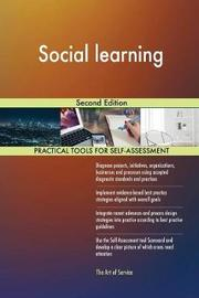 Social Learning Second Edition by Gerardus Blokdyk image