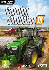 Farming Simulator 19 for PC Games