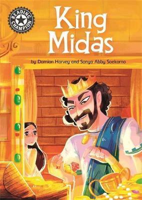 Reading Champion: King Midas by Damian Harvey