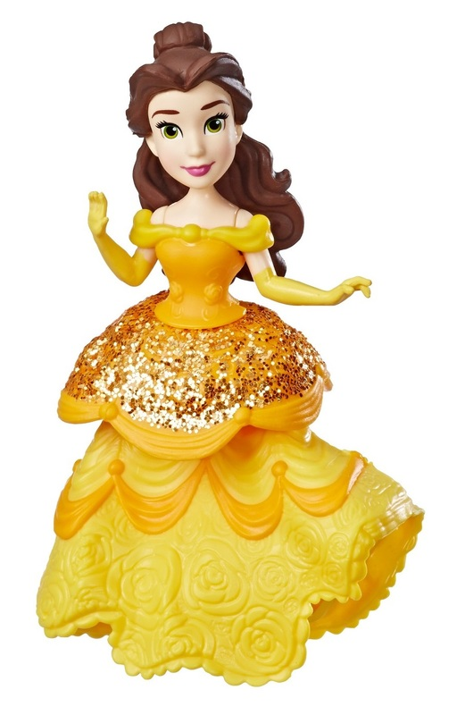 Disney Princess: Royal Clips Doll - Belle