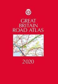 AA Great Britain Road Atlas 2020