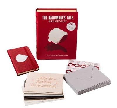 The Handmaid's Tale Deluxe Note Card Set (With Keepsake Book Box) by Insight Editions