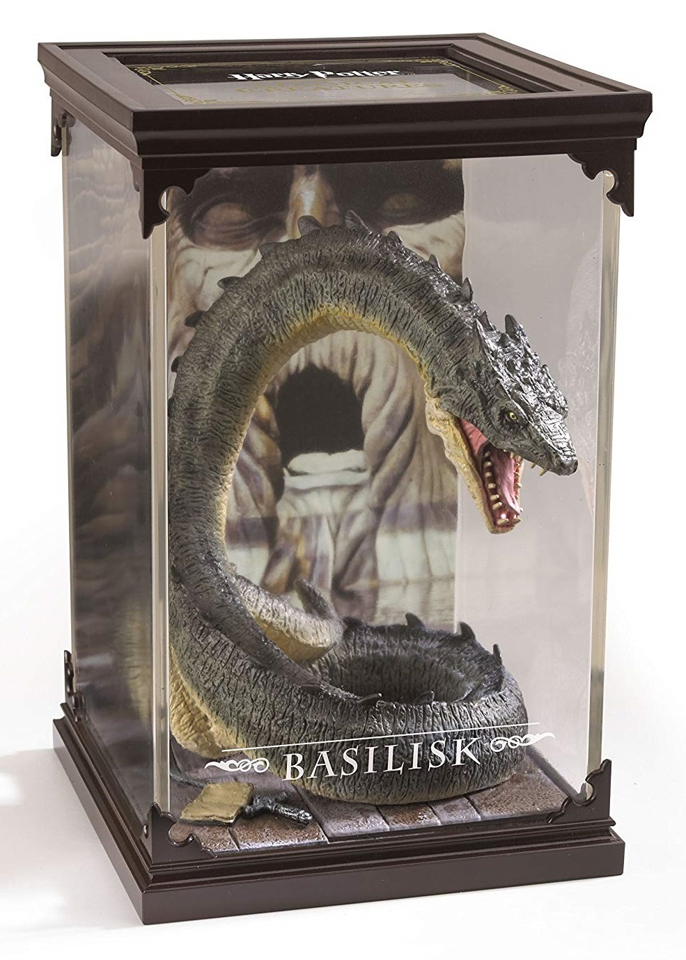 Harry Potter: Magical Creatures Diorama - Basilisk (No.03) image