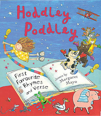 Hoddley Poddley, Poems and Verse by Margaret Mayo image