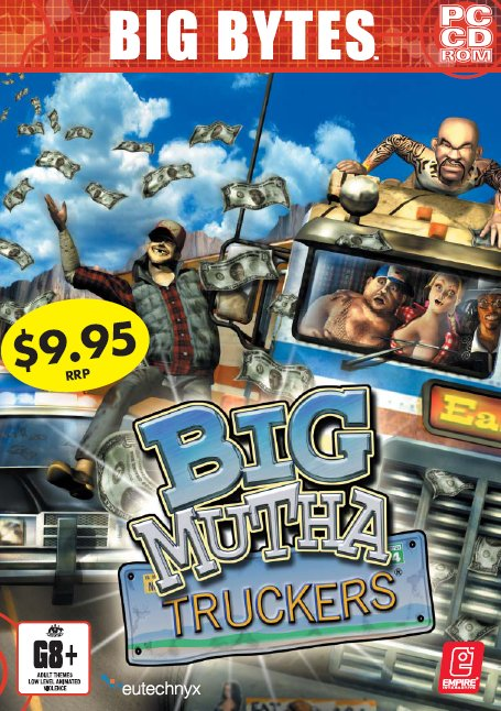 Big Mutha Truckers for PC Games image
